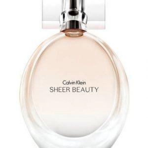 Calvin Klein Sheer Beauty Eau De Toilette Tuoksu