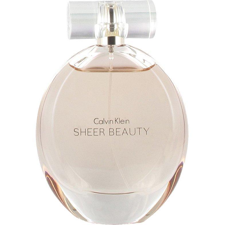 Calvin Klein Sheer Beauty EdT EdT 100ml
