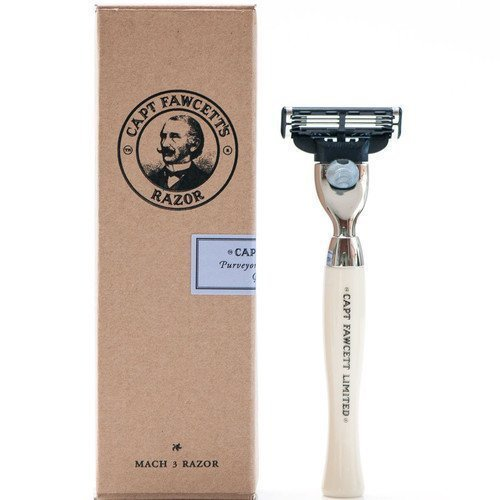 Captain Fawcett Finest Handcrafted Safety Razor