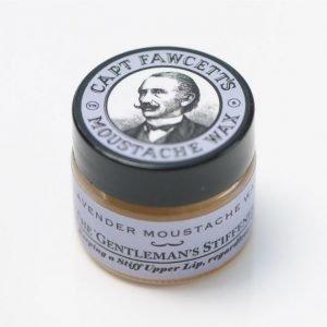 Captain Fawcett Mustache Wax Lavender