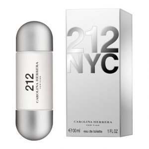 Carolina Herrera 212 Eau De Toilette Spray Tuoksu 30 ml
