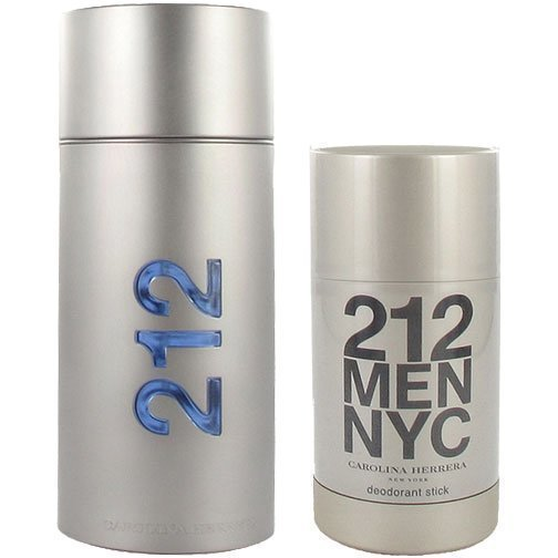 Carolina Herrera 212 Men Duo EdT 100ml Deostick 75ml