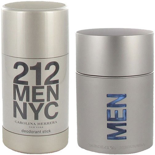 Carolina Herrera 212 Men Duo EdT 50ml Deostick 75ml