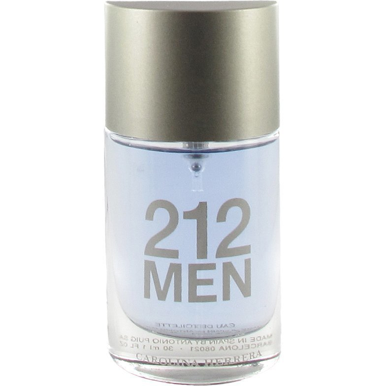Carolina Herrera 212 Men EdT EdT 30ml