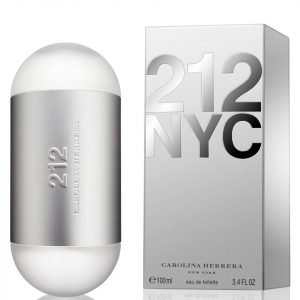 Carolina Herrera 212 Nyc Eau De Toilette 100 Ml