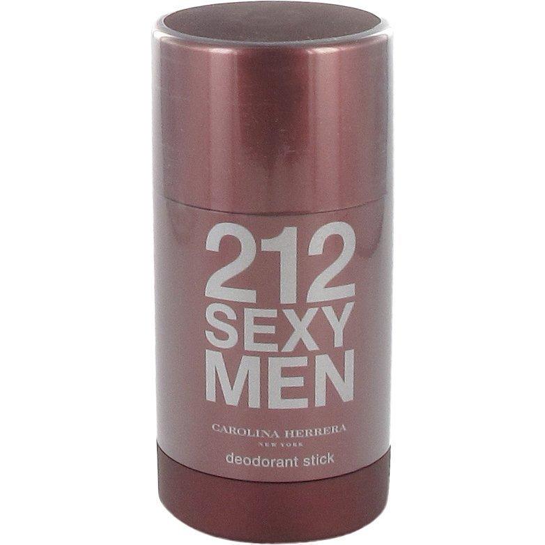 Carolina Herrera 212 Sexy Men Deostick Deostick 75ml