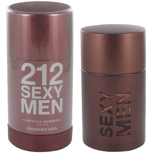 Carolina Herrera 213 Sexy Men Duo EdT 50ml Deostick 75ml