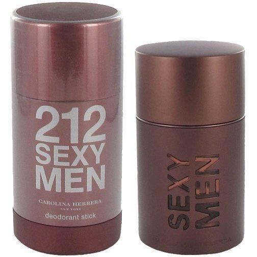 Carolina Herrera 213 Sexy Men Duo EdT 50ml Deostick 75ml