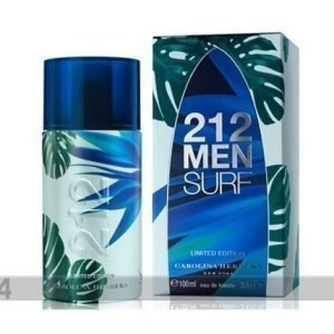 Carolina Herrera Carolina Herrera 212 Surf Edt Men Edt 100ml