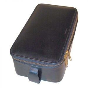 Carter And Bond Bridle Hide Box Wet Pack Black