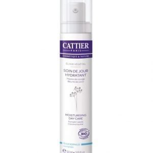 Cattier-Paris Élixir Végétal Moisturising Day Cream Päivävoide 50 ml