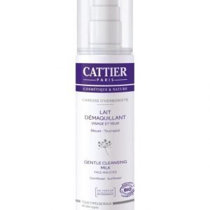 Cattier-Paris Caresse D'herboriste Gentle Cleansing Milk Puhdistusmaito 200 ml