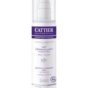 Cattier-Paris Caresse D'herboriste Gentle Cleansing Milk Puhdistusmaito 200 ml