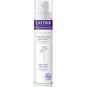 Cattier-Paris Fleur D'émulsion Matifying Day Cream Päivävoide 50 ml