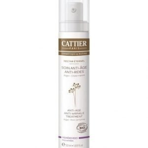 Cattier-Paris Nectar Éternel Anti Wrinkle Treatment Kasvovoide 50 ml