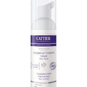 Cattier-Paris Nuage Céleste Cleansing Foam For The Face Puhdistusvaahto 150 ml