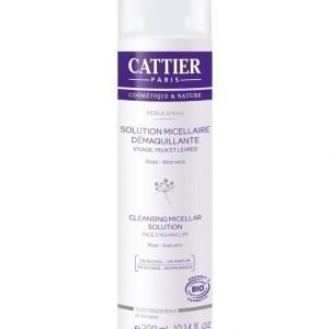 Cattier-Paris Perle D'eau Cleansing Micellar Solution Puhdistusvesi 300 ml