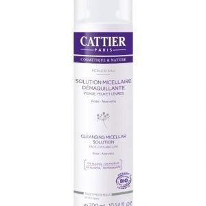Cattier-Paris Perle D'eau Cleansing Micellar Solution Puhdistusvesi 300 ml