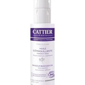 Cattier-Paris Pureté Divine Makeup Remover Oil Meikinpuhdistusöljy 100 ml