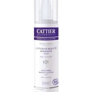 Cattier-Paris Rosée Florale Soothing Beauty Lotion Kasvovesi 200 ml