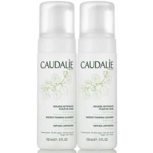 Caudalie Duo Foaming Cleanser 2 X 150 Ml