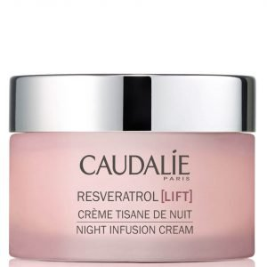 Caudalie Resvératrol Lift Night Infusion Cream 50 Ml