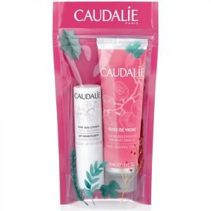 Caudalie Rose De Vigne Lip & Hand Duo