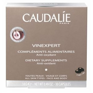 Caudalie Vinexpert Anti-Ageing Supplements 30 Caps