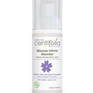 Centifolia Gentle Intimate Foam Wash Puhdistusvaahto Intiimialueille 100 ml