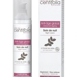 Centifolia Global Anti Ageing Yövoide 50 ml