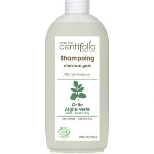 Centifolia Oily Hair Shampoo Rasvoittuville Hiuksille 200 ml