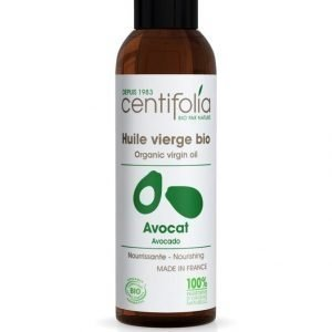 Centifolia Organic Virgin Oil Avocado Avokadoöljy 100 ml
