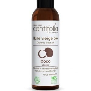 Centifolia Organic Virgin Oil Coconut Kookosöljy 100 ml
