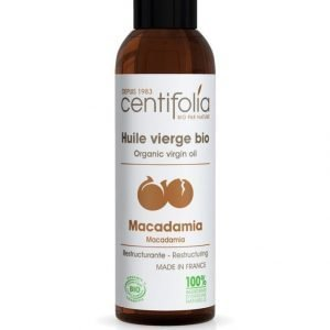 Centifolia Organic Virgin Oil Macadamia Öljy 100 ml