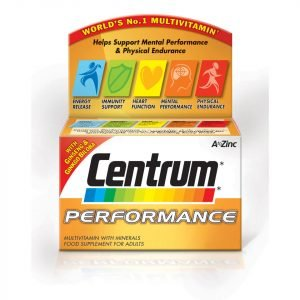 Centrum Performance Multivitamin Tablets 60 Tablets
