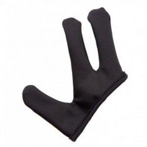 Cera Finger Tip Heat Protector Lämpösuoja Musta