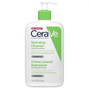 Cerave Hydrating Cleanser 473 Ml
