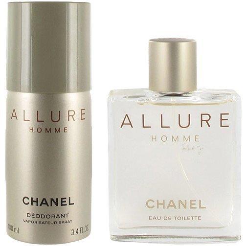 Chanel Allure Homme Duo EdT 50ml Deospray 100ml