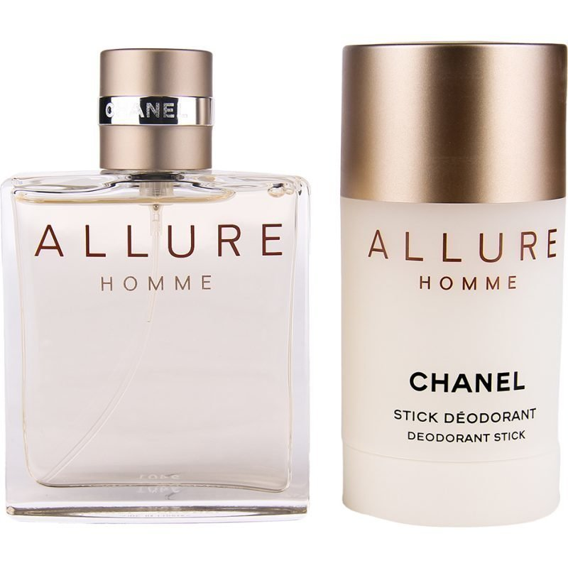 Chanel Allure Homme Duo EdT 50ml Deostick 75ml