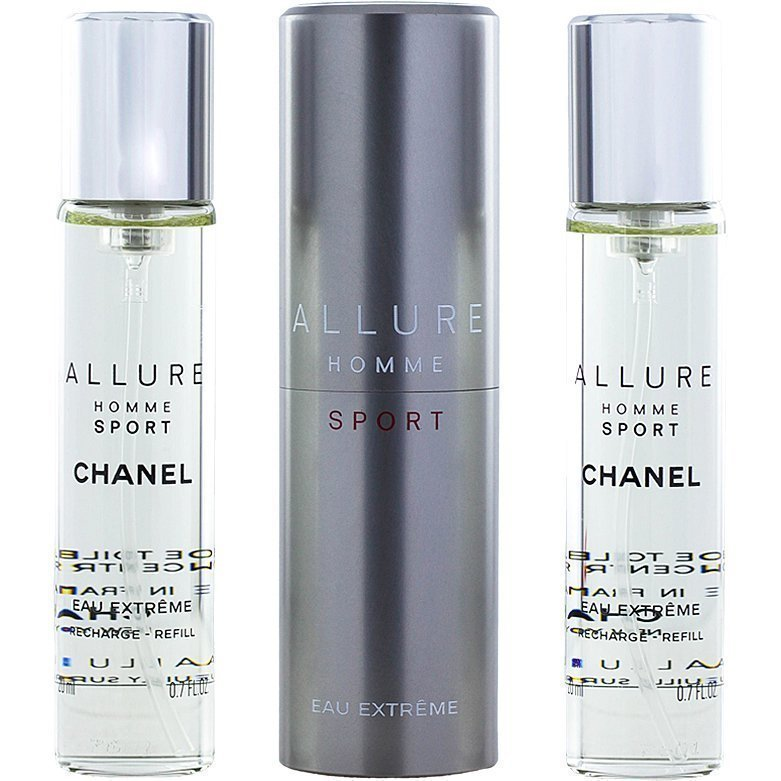 Chanel Allure Homme Sport Eau Extreme EdT EdT 3x20ml