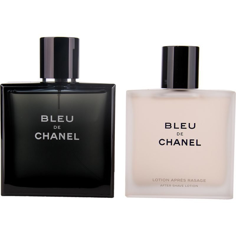 Chanel Bleu De Chanel Duo EdT 150ml After Shave Lotion 100ml