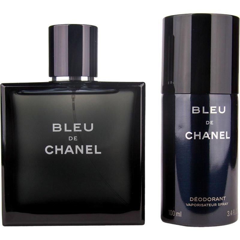 Chanel Bleu De Chanel Duo EdT 150ml Deospray 100ml