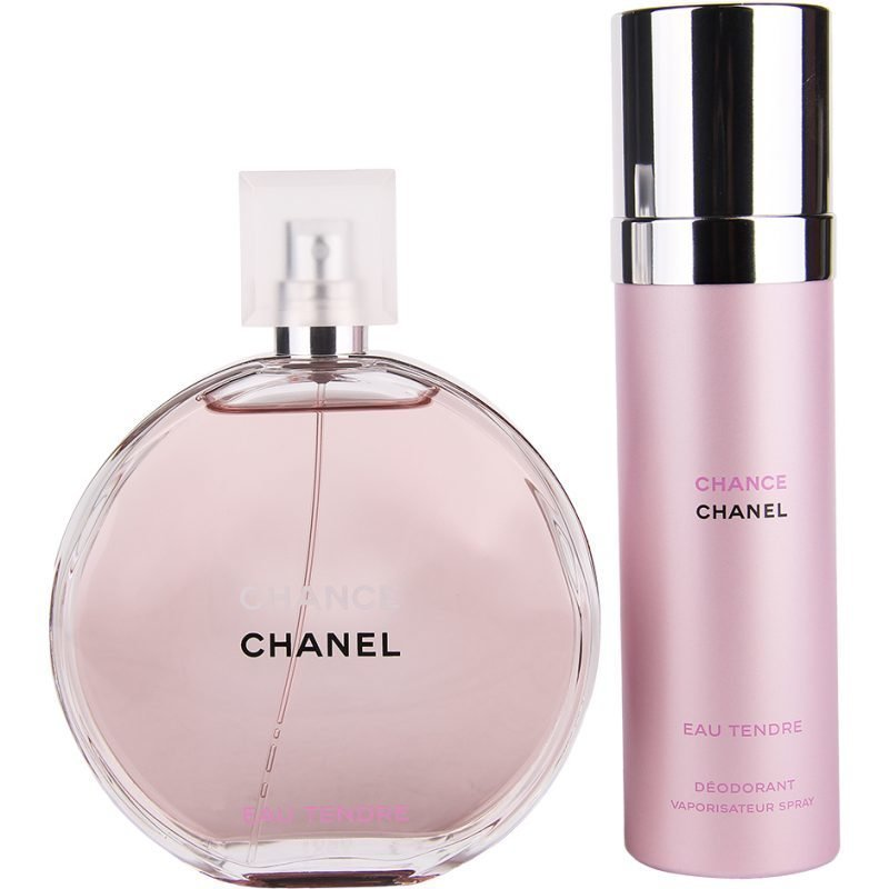 Chanel Chance Eau Tendre Duo EdT 150ml Deospray 100ml