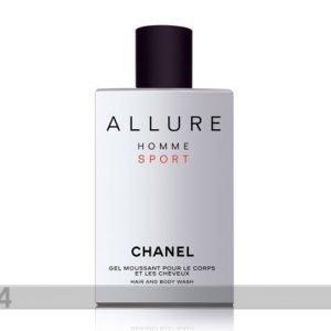 Chanel Chanel Allure Sport Suihkugeelil 200ml
