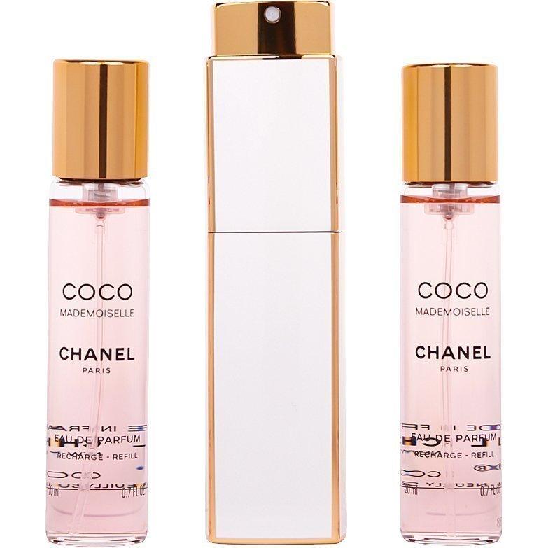 Chanel Coco Mademoiselle EdP EdP 3x20ml