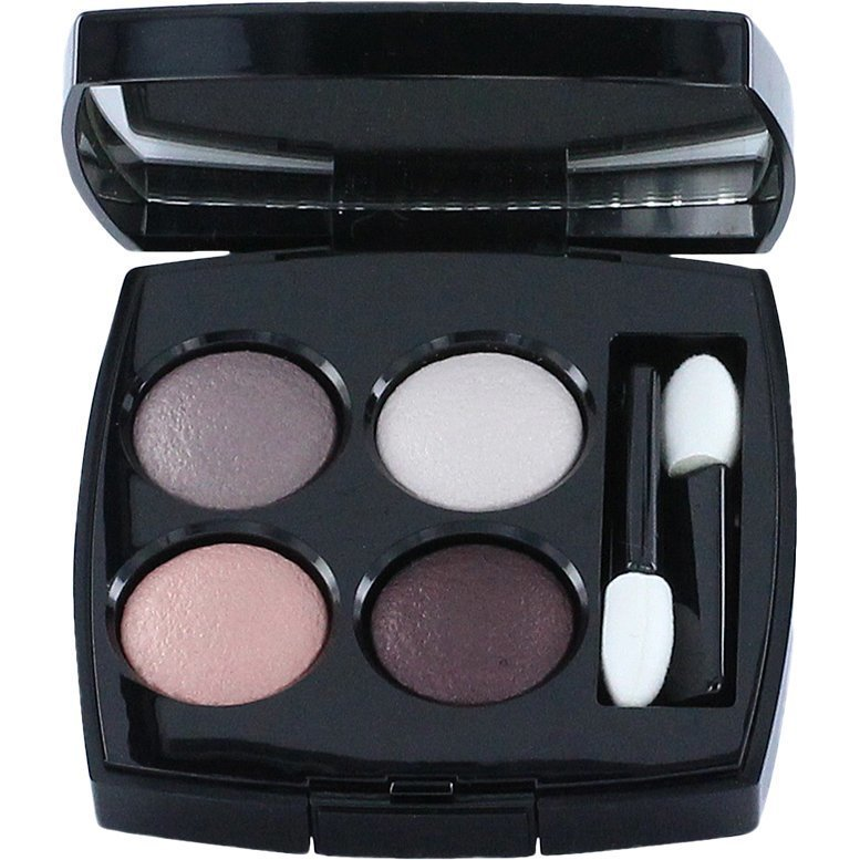 Chanel Les 4 Ombres Eye Shadow N°202 Tissé Camélia 1