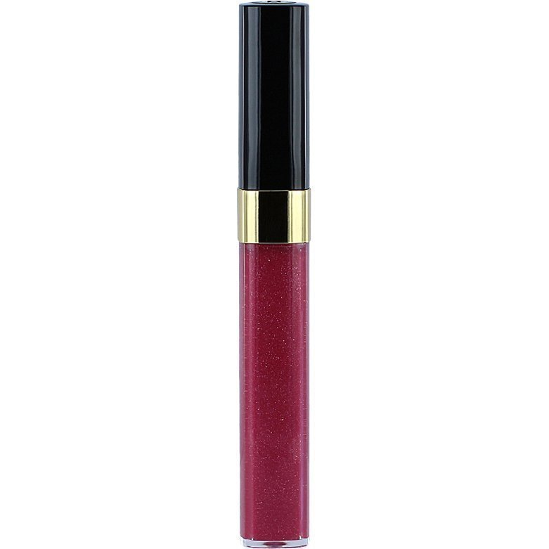 Chanel Levres Scintillantes Glossimer Lip Gloss N°172 Rose Sauvage 6ml