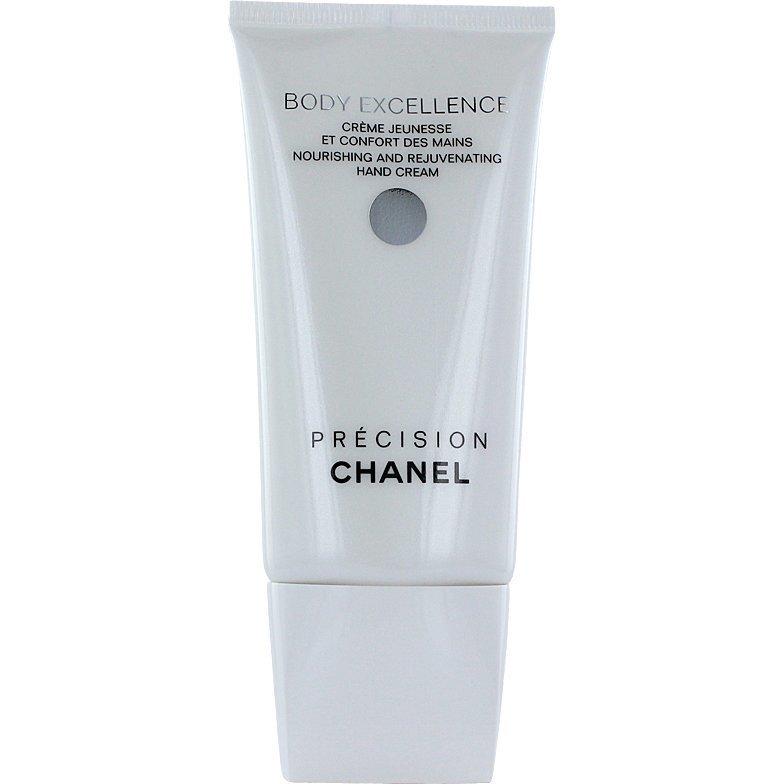 Chanel Précision Body Excellence Nourishing & Rejuvenating Hand Cream 75g