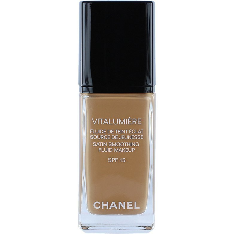 Chanel Vitalumiére Fluid Foundation N°70 Beige 30ml