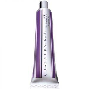 Chantecaille Just Skin Anti Smog Tinted Moisturiser Spf 15 50g Nude